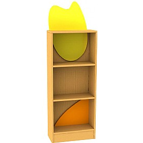 Honey Bee Bookcase