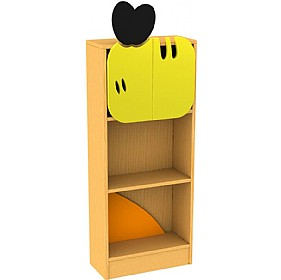 Honey Bee Tall Bookcase