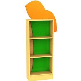 Tree Frog Tall Bookcase