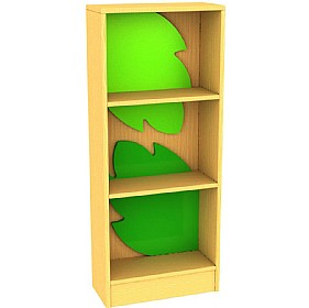 Tree Frog Tall Leaf Bookcase