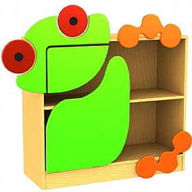 Tree Frog Bookcase