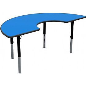 Height Adjustable Arc Primary Theme Tables