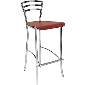 Molino 78 Wooden Cafe/Bistro Stool (Pack of 4)