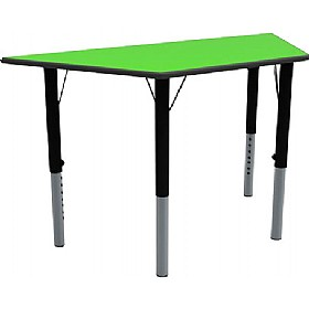 Height Adjustable Trapezoidal Tables