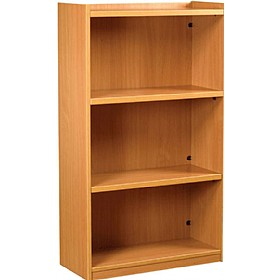 Nexus Library Starter Flat Top Bookcases