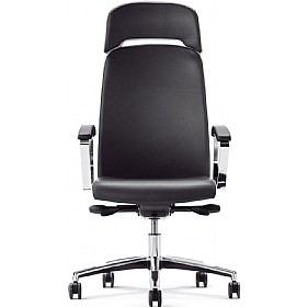 BN Belive Leather Executive Chair With Headrest