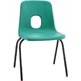Classic Poly Canteen Chair £17 - Office Furniture