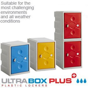 UltraBox Mini Waterproof Plastic Lockers