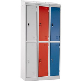 Atlas Sloping Top Lockers