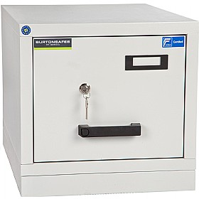 Burton Fire Resistant Filing Cabinets MKII