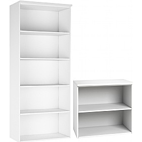 NEXT DAY Duo Bookcases