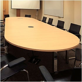 Office Furniture Bn Easy Space Conference Tables - Semi circle conference table