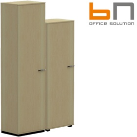 BN SQart Workstation Narrow Wardrobe Cabinets £279   Office Furniture