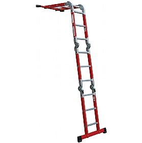 Lyte Glass Fibre Multi Purpose Ladders