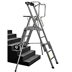 Lyte Telescopic Mobile Working Platforms