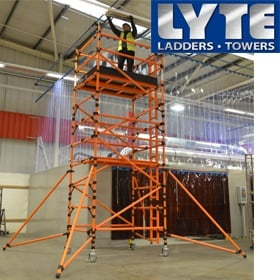 Lyte HiLyte Leader GRP Mobile Access Tower