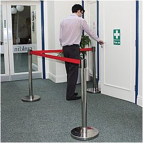 Belt Barriers