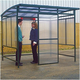 Large Smoking Shelter