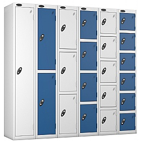 Imperial Economy Lockers with Active Coat