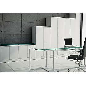 Silverline M:Line Office Cupboards