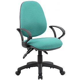 Comfort 3-Lever Operator Chairs