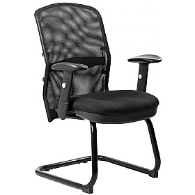 Cologne Mesh Visitor Chair