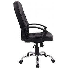 Phoenix Leather Faced Manager Chair