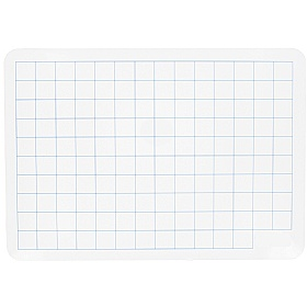 A4 Plastic Dry Wipe Boards