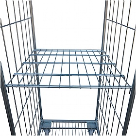 Removable Shelf For Palletower Demountable Roll Pallets