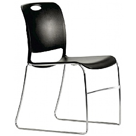 Maestro Polypropylene Stacking Chair