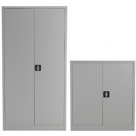 Commerce II Steel Office Cupboards
