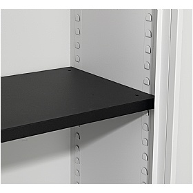 NEXT DAY Commerce II Steel Shelf (Pack of 2)