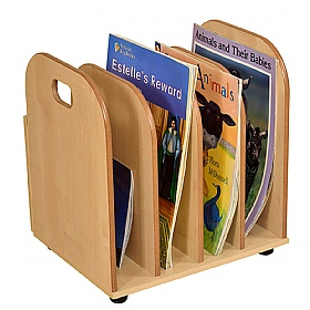 Maple Big Book Holder