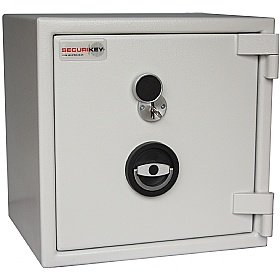 Securikey Euro Grade 0 Safe - Key Lock