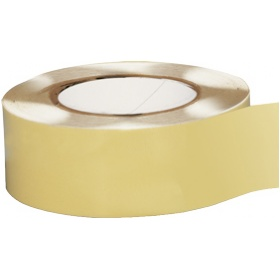 Luminous Hazard Warning Tape - White