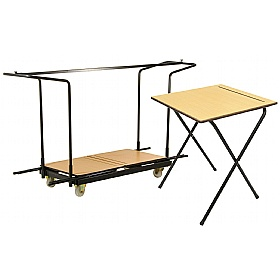 Essentials Folding Exam Desk Bundle - 40 Desks