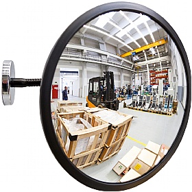 Detective Magnetic Observation Mirror