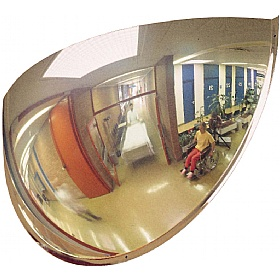 Panoramic 180° Mirrors