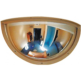 Panoramic 180° Institutional Mirrors