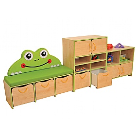 Nature Storage Set - Green Frog