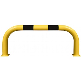 Black Bull XL Yellow/Black Protection Guards