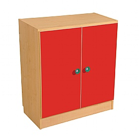Domino Red Cupboard