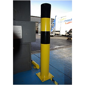 Black Bull Extra Large Heavy Duty Bollards