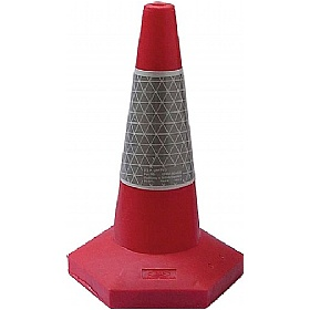 Quad Traffic Cones (Pack of 5)