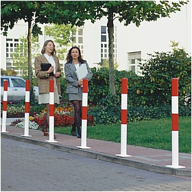 TRAFFIC-LINE Round Barrier Posts