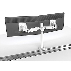 Elements Dual Monitor Arm