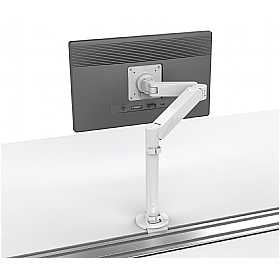 Motion Single Spring Assisted Monitor Arm