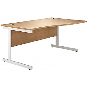 NEXT DAY Phase Wave Cantilever Desks