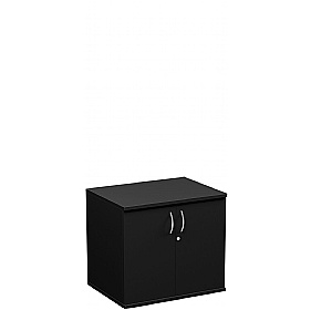 Eclipse Essential Black Office Cupboards