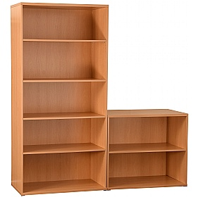 NEXT DAY Karbon Large Volume Bookcases